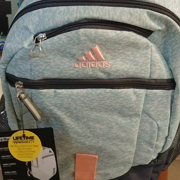 fdc3ca392c6 adidas Bags   Authentic Backpack New With Tag   Poshmark
